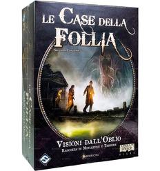 Le Case della Follia II ED-Visioni dall'Oblio